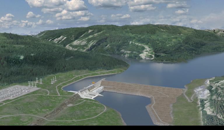 Scott's Monday QuickPoll™: The Site C Dam Project