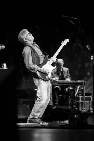 Eric Clapton health woes:  going deaf, struggling with nerve damage