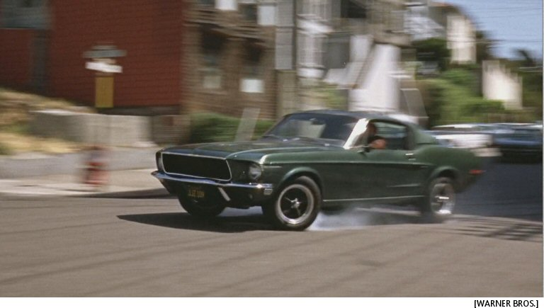 Faster Than A Speeding Bullitt: Ford Will Honor The Film's 50th Anniversary With A Custom Edition Mustang, Says Automotive News