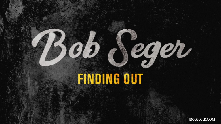 Bob Seger: Here, Have A Free Copy Of This Song I Discovered Behind The Couch Cushions