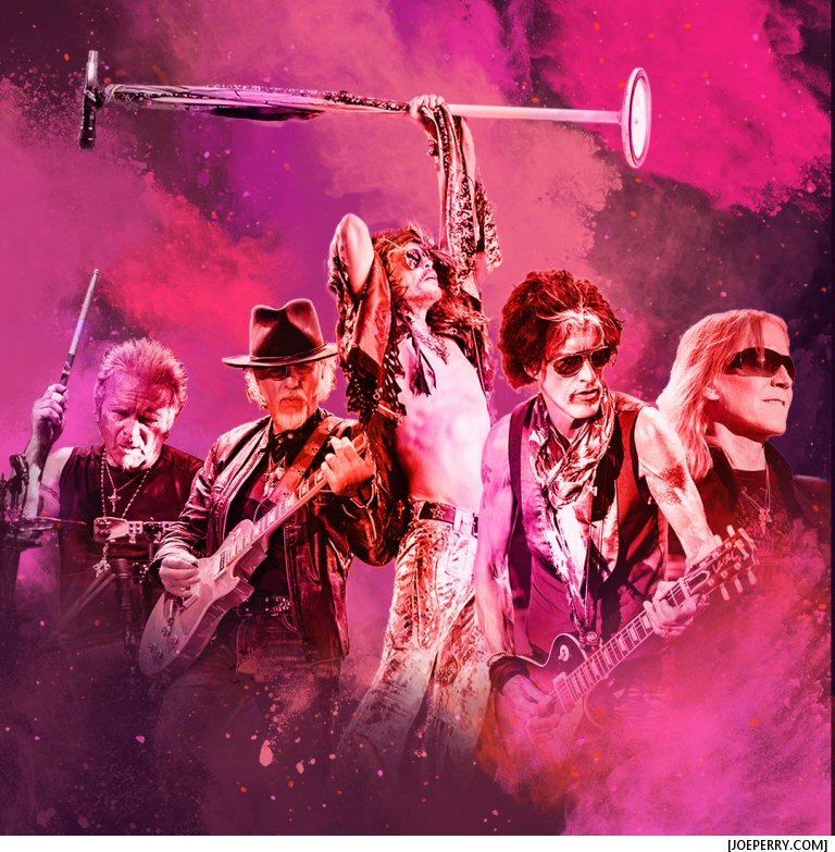 Aerosmith:  Preparing For A Permanent Vacation?