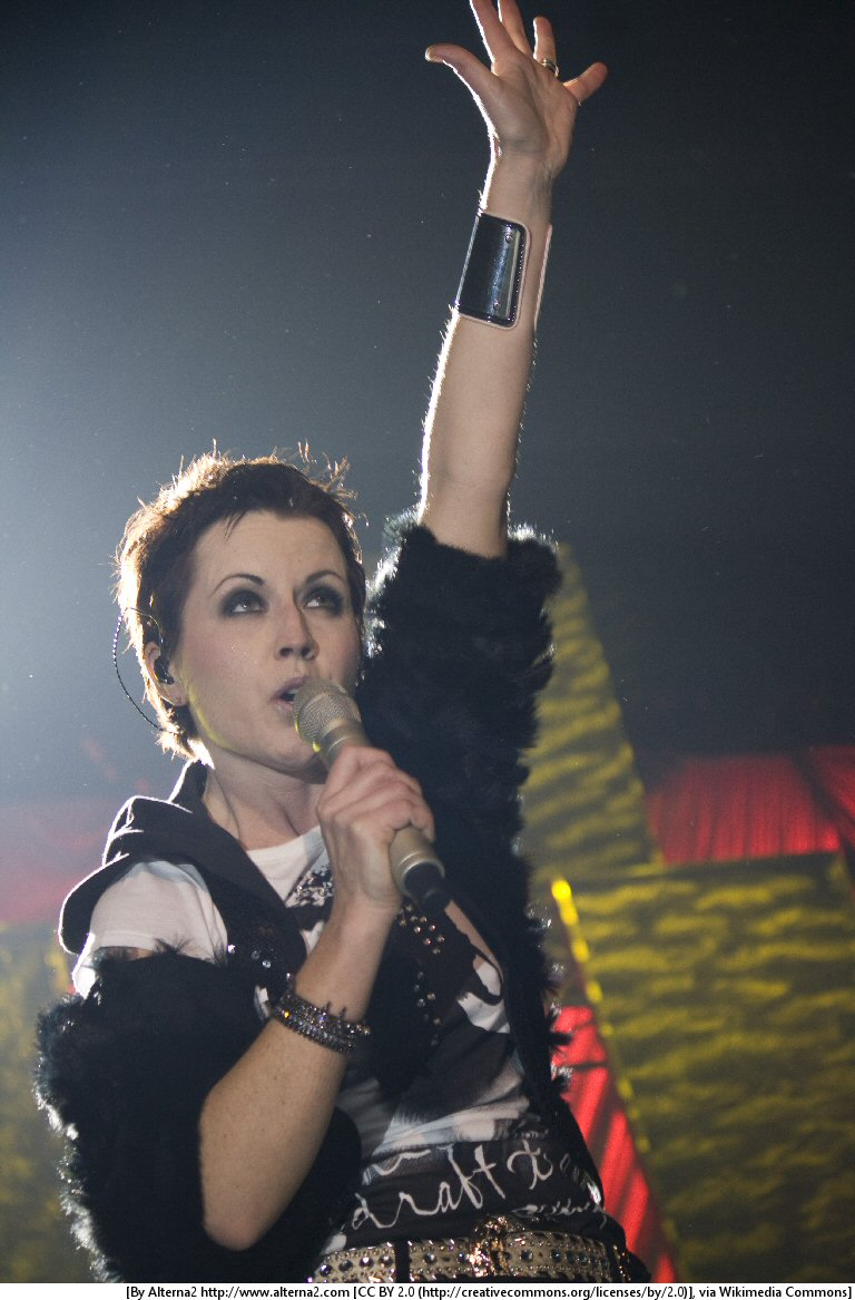 Dolores O'Riordan's Funeral Will Be Held Next Week