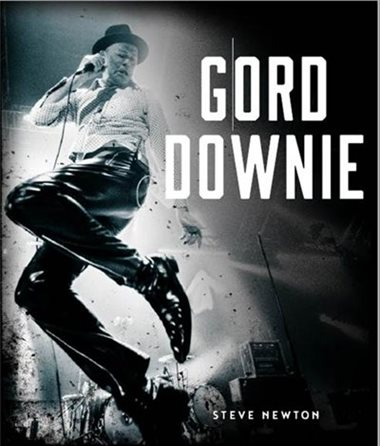 new book: photo-packed, 'Gord Downie'