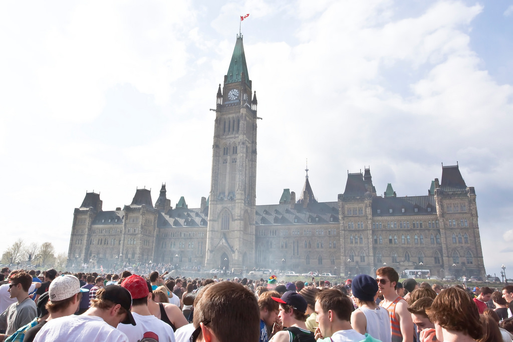 most likely no legal cannabis for Canada Day