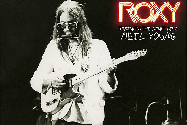 Neil Young shares details about 'Tonight's The Night', live release