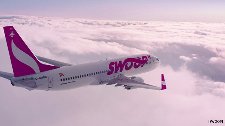 WestJet's New Low-Cost Airline Launches With Some Flights Base Priced At Zero Dollars