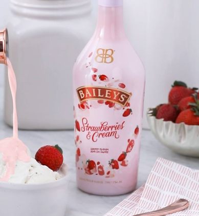 strawberry milkshake for adults