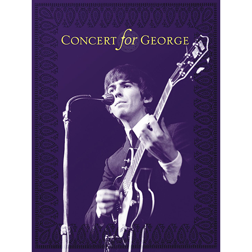 coming to a theatre near you: 'Concert for George'