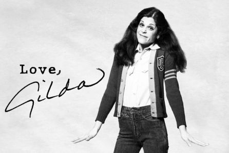 keep an eye open for it: 'Love, Gilda', Gilda Radner documentary