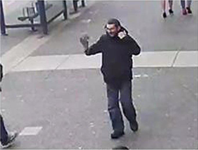 Police seek suspect after reported sex assault at Bay Centre