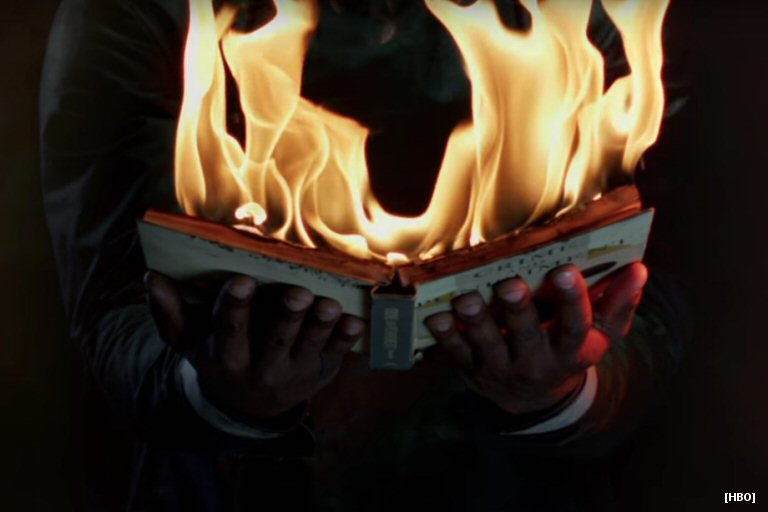 Fahrenheit 451: Coming To An HBO-Equipped Teleprompter Near You