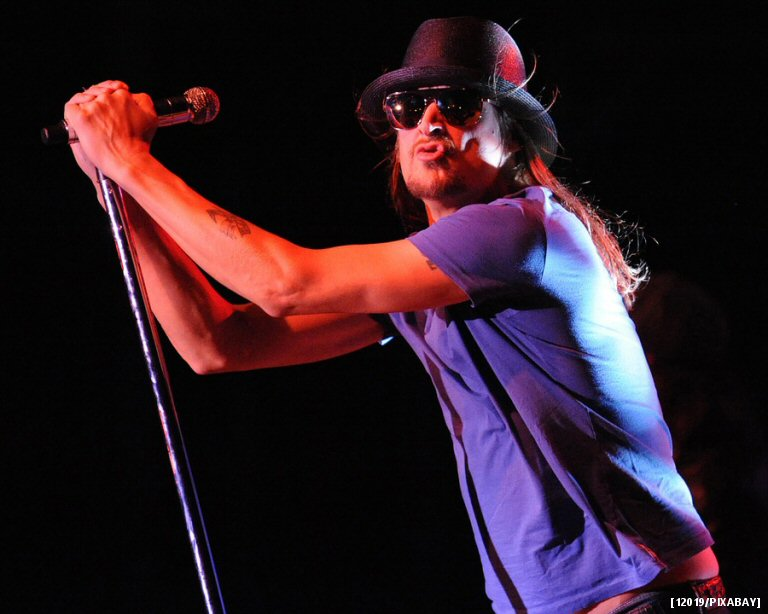 Your Newest WWE Hall Of Famer: Kid Rock