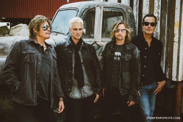 Stream Stone Temple Pilots' New Self-Titled Album
