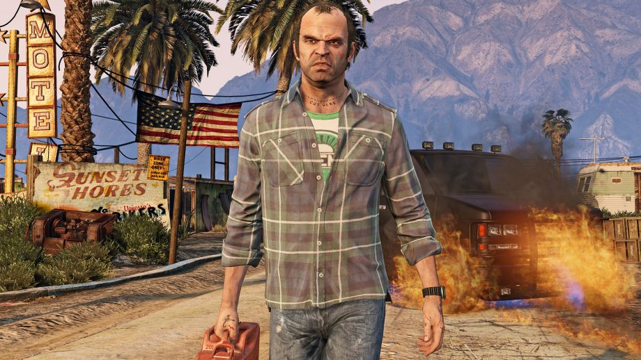 Grand Theft Auto 5 has made money than any other form of media, in history, ever.