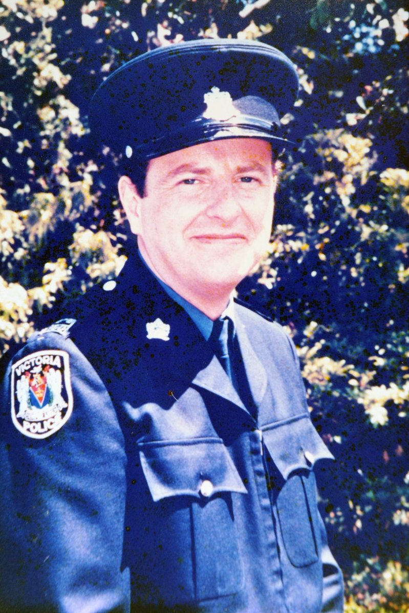 Vic-PD honour Cst. that was in a coma for decades