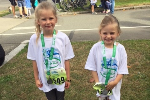 Mother of slain girls in Oak Bay to take part in marathon for their memory