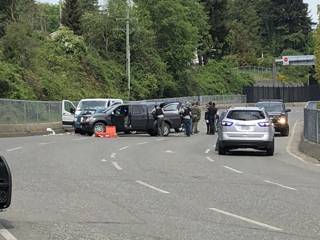 Police shooting at BC Ferries Terminal in Nanaimo