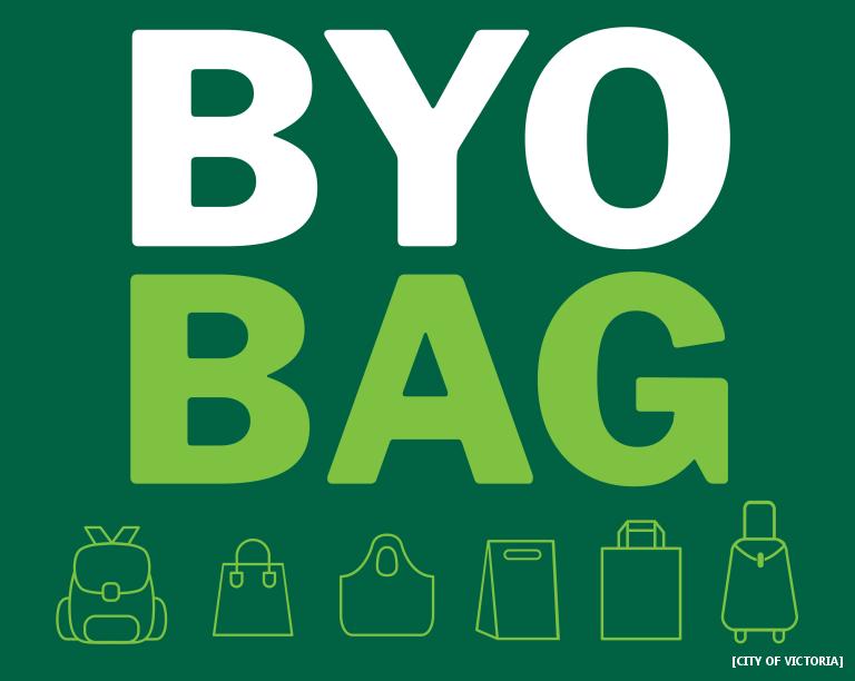 Make A Pro-Reusable Bag Video, Win A Bag Of The City Of Victoria's Money
