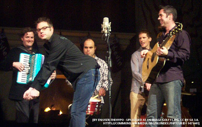 Barenaked Ladies Get More Than Just A Night At The Museum