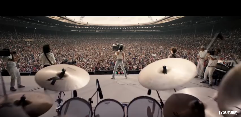 Here's The Trailer For The Queen/Freddie Mercury Biopic Bohemian