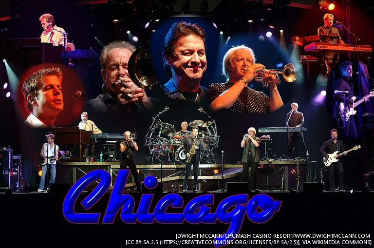 Chicago Will Tour Canada This Summer