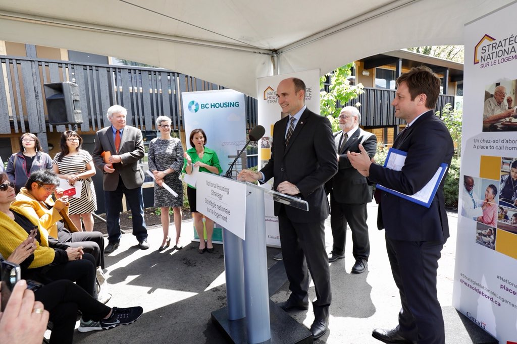 $90M for affordable housing in Greater Victoria announced