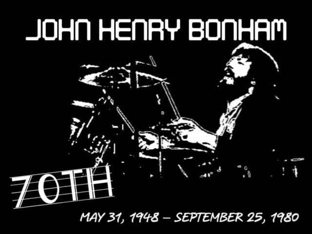 The Q! remembers Zeppelin's John Bonham