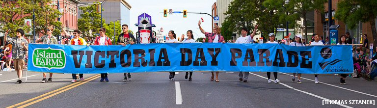 Here's (Some Of) What's Happening Around Here During The Victoria Day Long Weekend