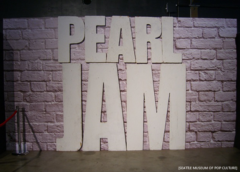 In Case The Pearl Jam-Themed Hotel Suite In Seattle Isn't Quite Enough, Now You Can Visit The Pearl Jam Museum Exhibit, Too