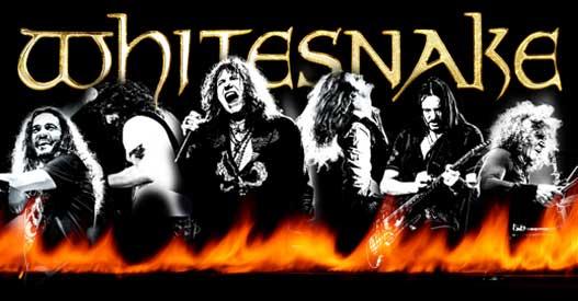 Whitesnake lose new album