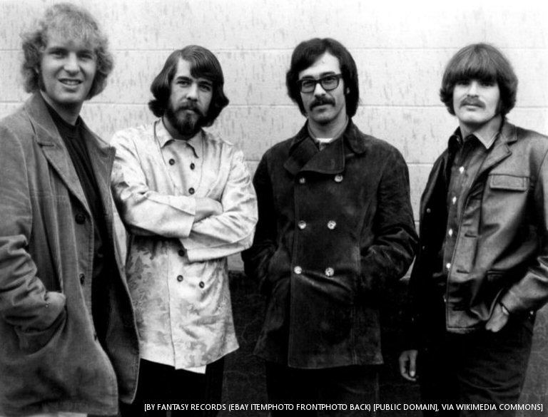 Creedence Clearwater Revival Finally Released An Official Video For Fortunate Son