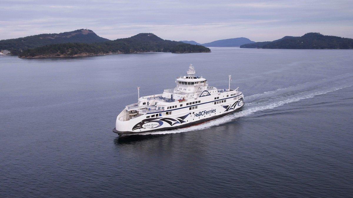 B.C. Ferries cancels fuel rebate program