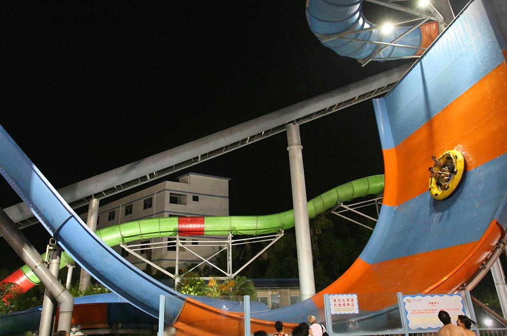 huge 'Boomerango' slide coming this summer to Tsawwassen water park