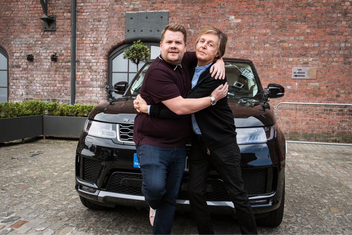 "Paul McCartney Confirms  ""Carpool Karaoke"" Episode, Pub Tests A New Song."