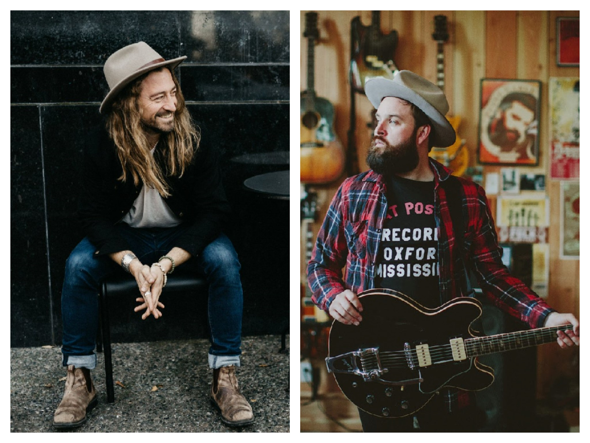 Jesse Roper And Leeroy Stagger Are Among This Year's Western Canadian Music Awards Nominees