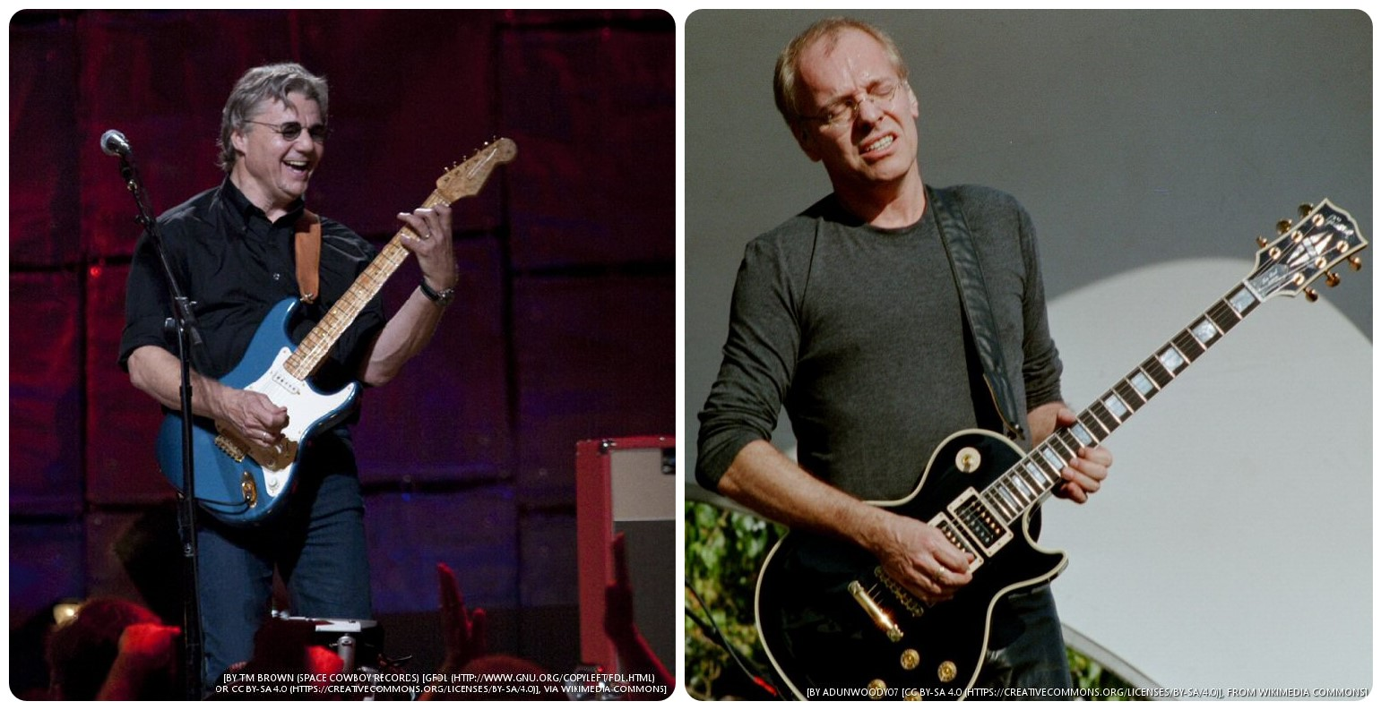 If You Were At That Steve Miller/Peter Frampton Show, You Might Be On Their New Live Album, Too