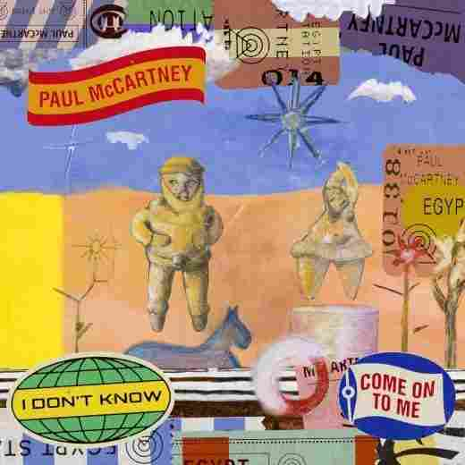 Not One, But Two New Songs From Paul McCartney.