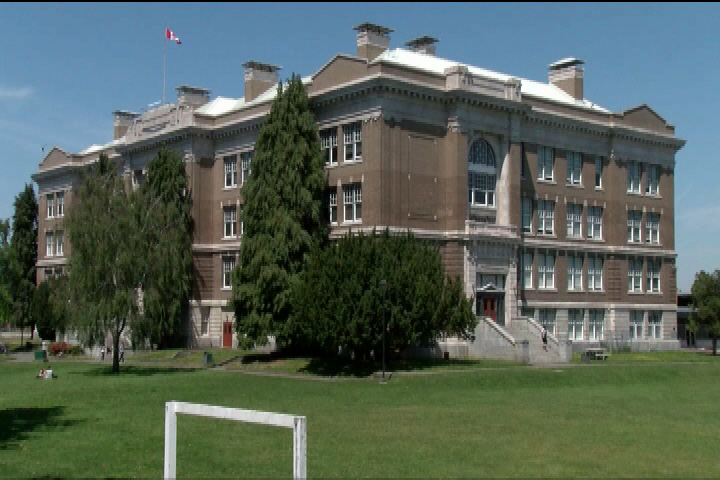 School trustees vote for preserving Vic High exterior and upgrades