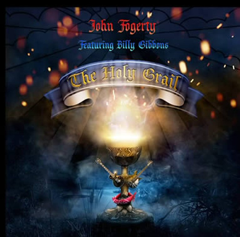 John Fogerty And Billy Gibbons Hook Up On New Track, Holy Grail