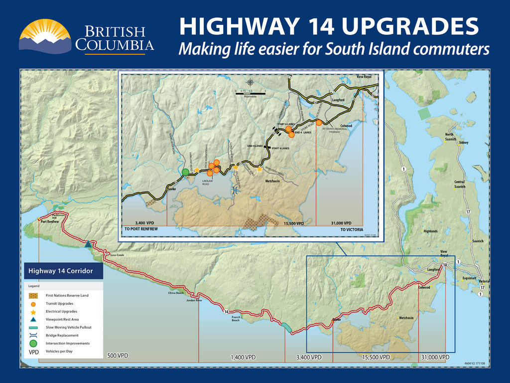 Public asked to comment on Hwy 14 improvements