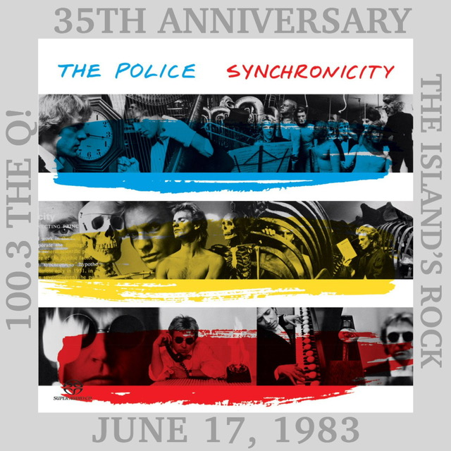 The Police save the best for last: Synchronicity turns 35