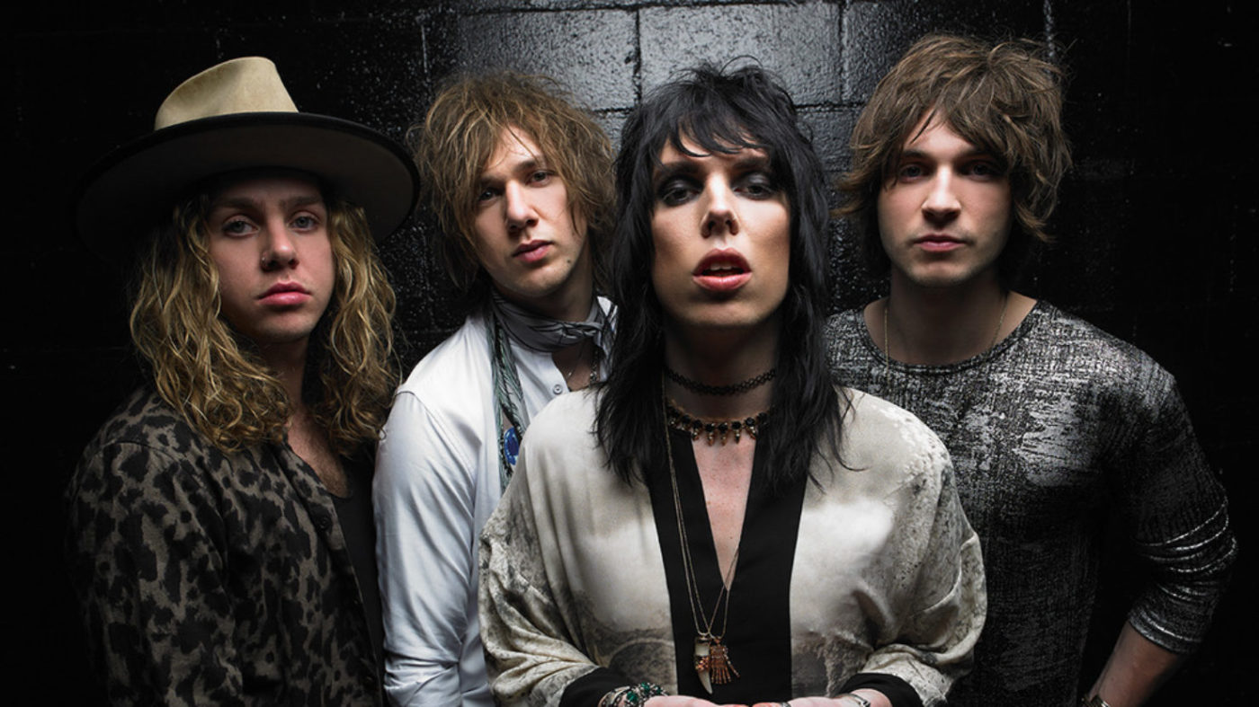 """New Song From The Struts. - """"Body Talks""""."""