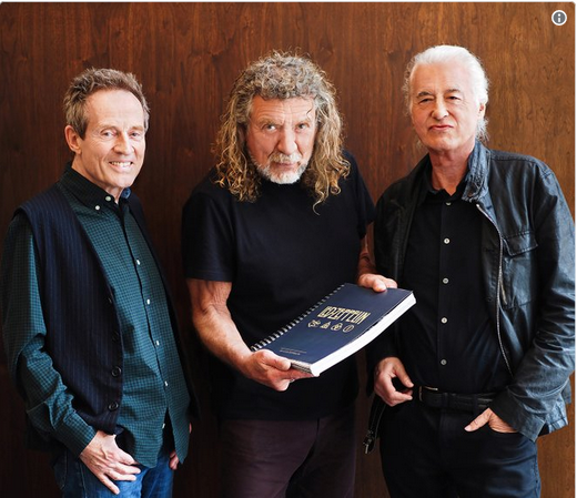 coming soon: official Led Zeppelin book