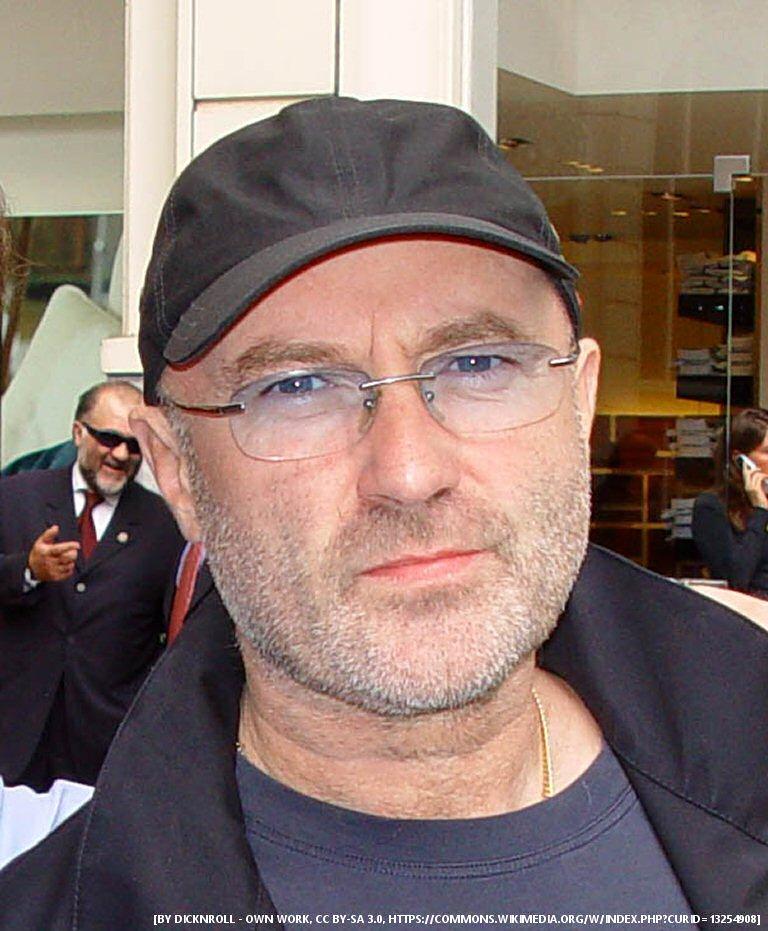 Phil Collins Releases A Collaborationpalooza
