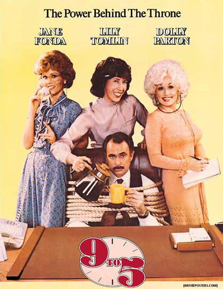 Jane Fonda Says A 9 To 5 Sequel Starring The Original Cast Is On The Way And That Sounds Timely