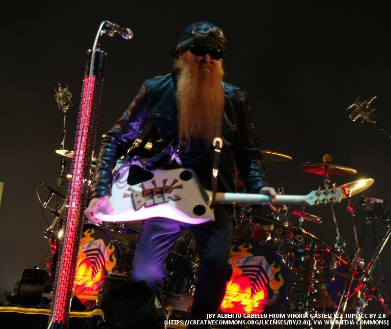 Billy Gibbons Fires Off Some Gritty Blues On His New Album