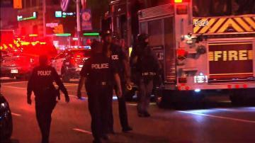 Two victims plus shooter confirmed dead by Toronto police