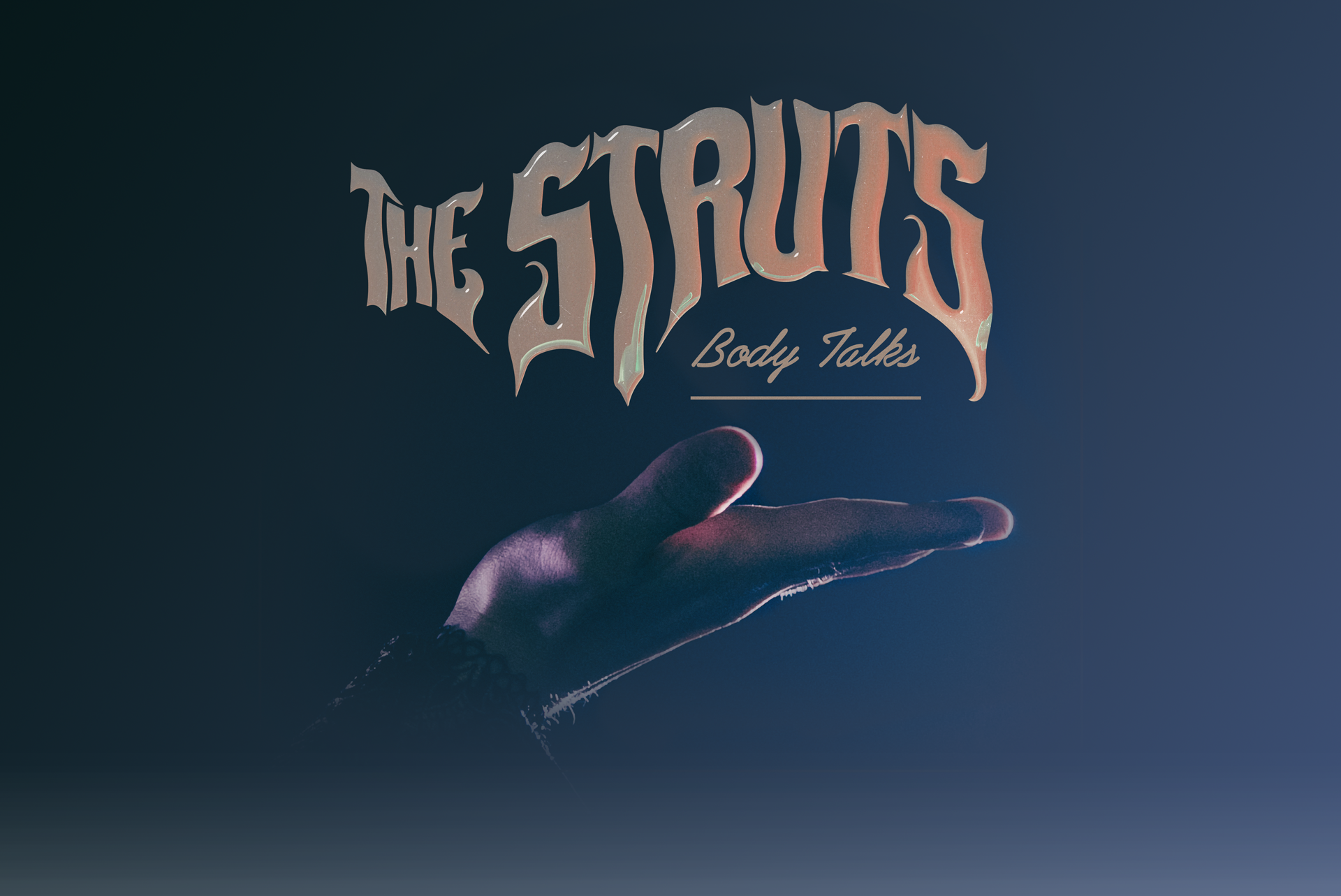 New Song From The Struts - Body Talks.