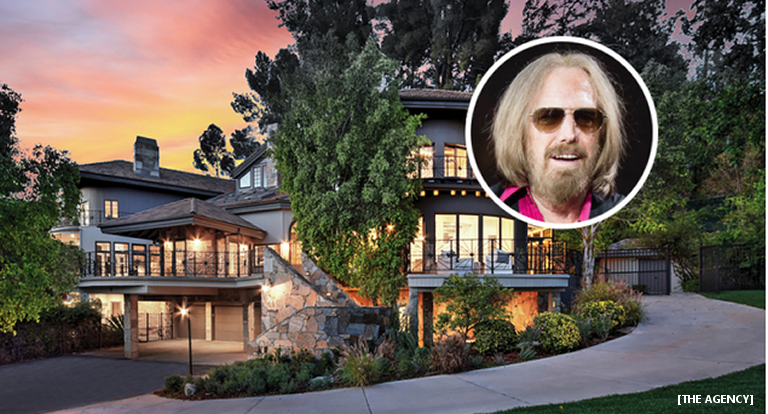 Win Lotto Max Tomorrow, Buy Tom Petty's House, Have $CAN18,366,863.78 Left Over For Groceries 'N Stuff