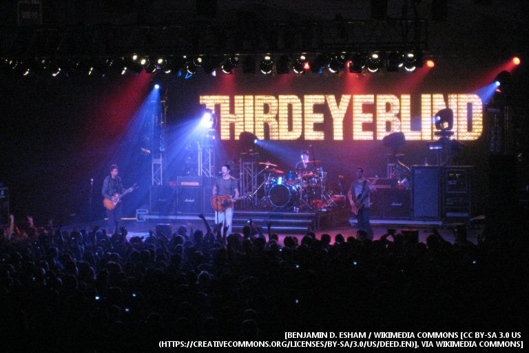 Here's Something From Third Eye Blind's Forthcoming All-Covers EP